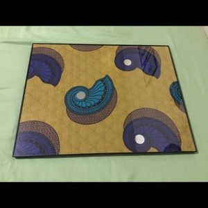 Other - African fabric wall art